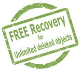 Solution gratuite de sauvegarde et de restauration pour un nombre illimité d'objets supprimés