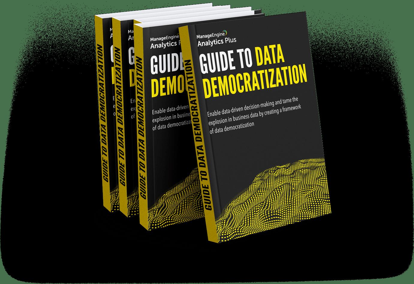 A Comprehensive Guide to Data Democratization