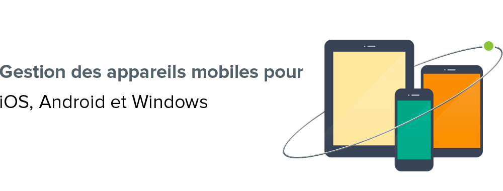 Mobile Device Management for iOS, Android & Samsung SAFE
