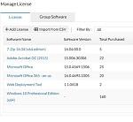 License management software - ManageEngine Desktop Central