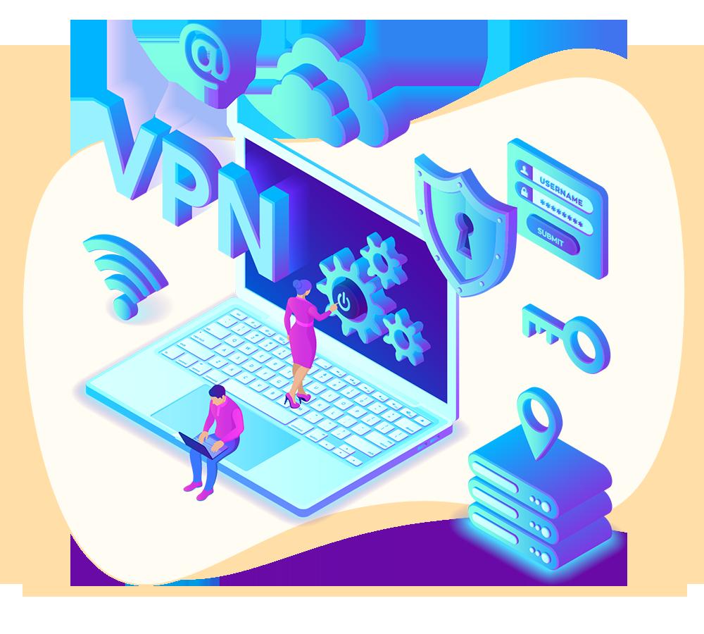 Identifier les adresses IP et leur consommation de bande passante VPN