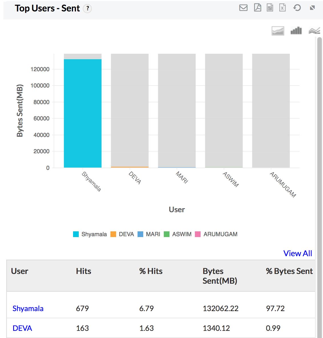 Employee Web Usage