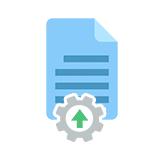 Une fois diffusés sur des appareils, les documents sont automatiquement mis à jour lorsque de nouvelles versions sont disponibles.