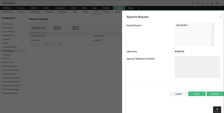 Arrêtez les modifications de configuration non autorisées avec des workflows d'approbation