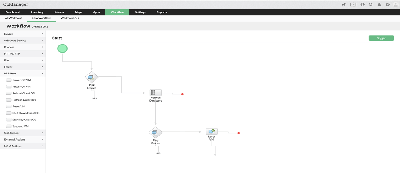 VM Virtualization Workflows