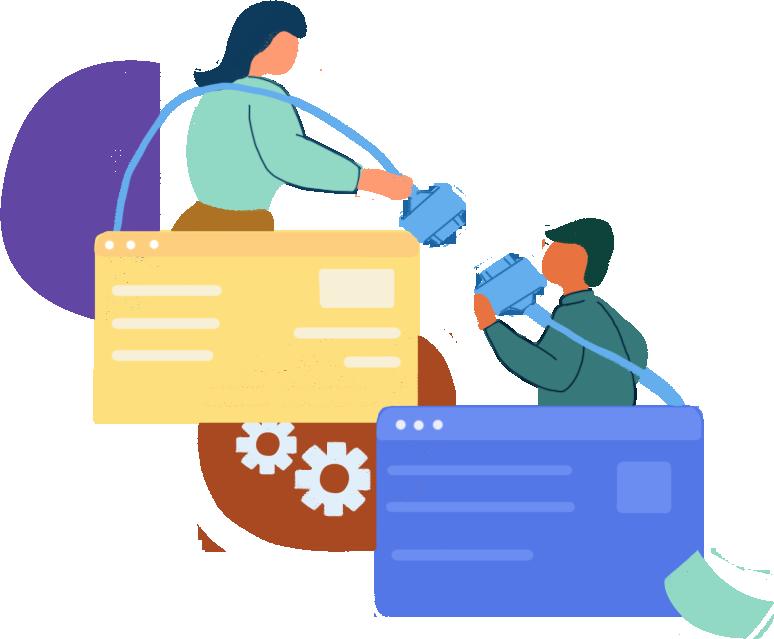 Suivez et pilotez de façon centralisée votre gestion informatique dans la plateforme ServiceDesk Plus.