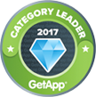 GetApp help desk category leader