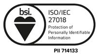 ISO 27018 compliant service desk software