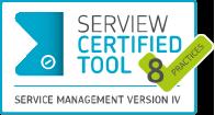 Serview certified ITSM tool