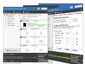 Free Hyper V Configuration Tool
