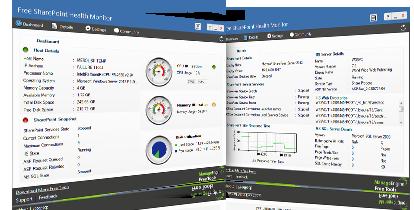 Free SharePoint Health Monitor Tool