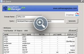 AD User Management Tools - ManageEngine Free Tools
