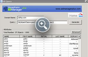 Herramientas gratuitas de Active Directory - Herramientas gratuitas de ManageEngine