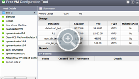 ESX Server Configuration - ManageEngine Free Tools