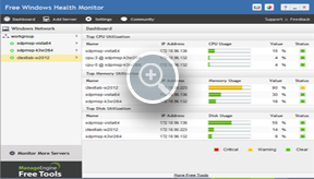 System Monitoring - ManageEngine Free Tools