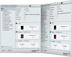 Free XenServer Health Monitor Tool