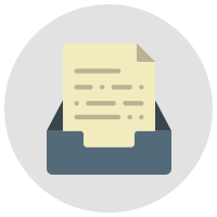 Containerization platform for emails