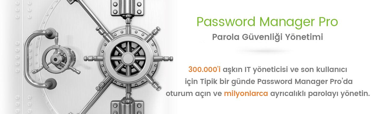 Password Manager Pro - Enterprise Password Management Software