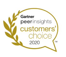 ManageEngine has been recognized as a 2020 Gartner Peer Insights Customers' Choice for Application Performance Monitoring
