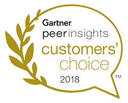 ServiceDesk Plus named in Gartner Peer Insights' listing of the best ITSM software of 2018 as reviewed by customers