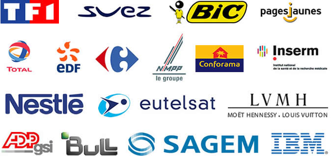 ManageEngine Customers in France