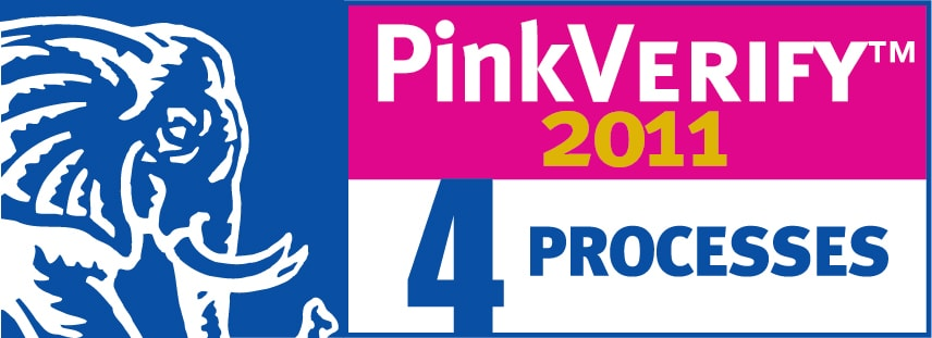 ServiceDesk Plus received PinkVERIFYTM 2011 certification for its IT asset management (ITAM) processes
