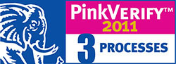 ServiceDesk Plus awarded Pink Elephant PinkVERIFY ITIL V3 certifications for 3 processes