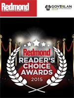 Redmond Readers Choice Awards 2015