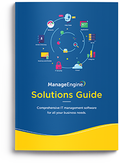 Comprehensive IT management solutions to run your business effectively