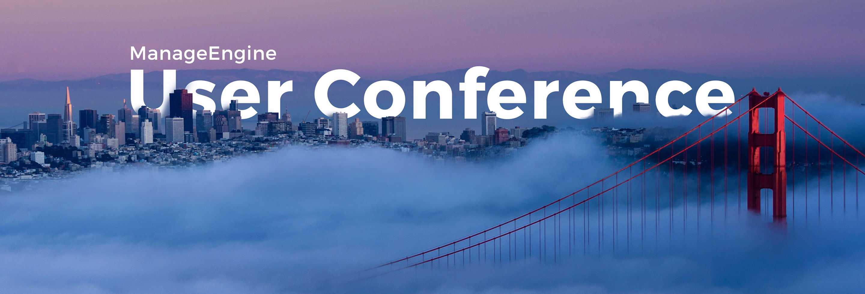 ManageEngine User Conference 2017