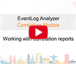 working-with-correlation reports-video-icon