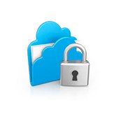 Prevent third party cloud backup