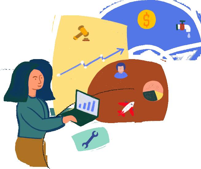 Porre le basi per una moderna gestione dei servizi in tutta l'azienda.