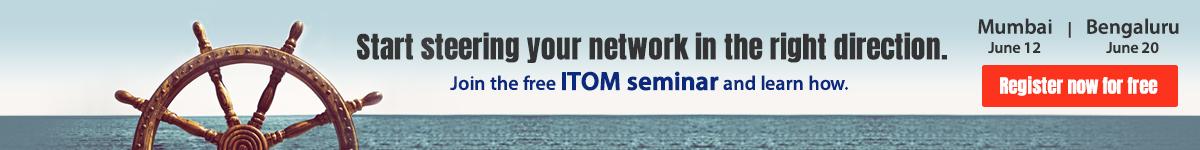 Seminario gratuito de ITOM
