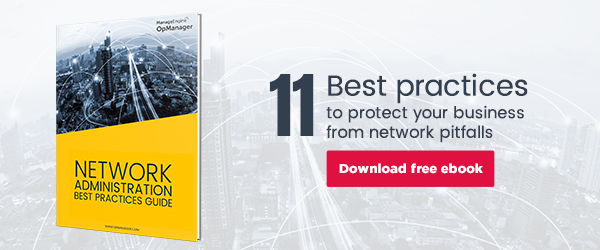 11 Best practices to protect your business from network pitfalls