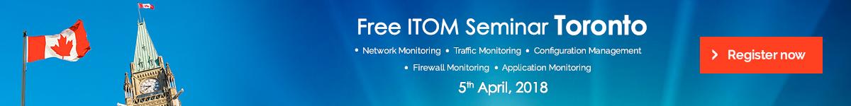 Free ITOM Seminar