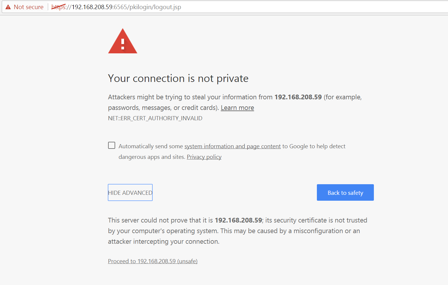 Installing Ssl Certificate For Key Manager Plus Server