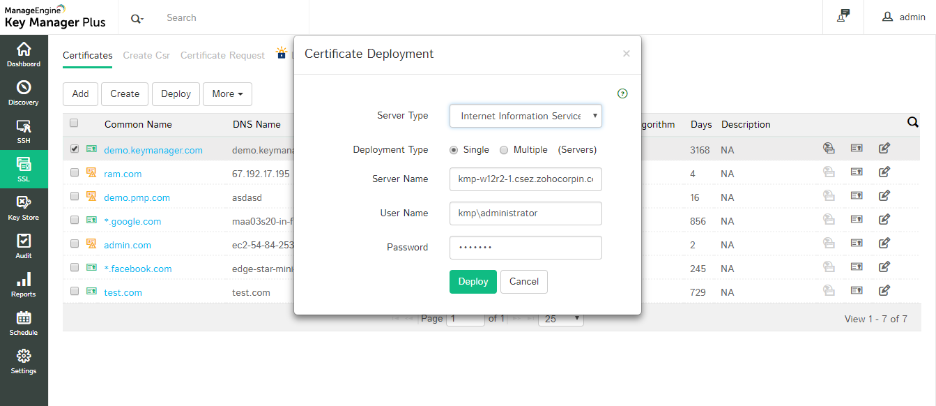 Ssl Certificate Management In Iis And Windows Ca
