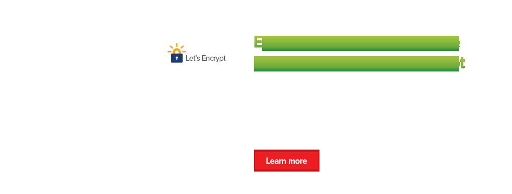 Gestión integral del ciclo de vida del certificado con Let's Encrypt.