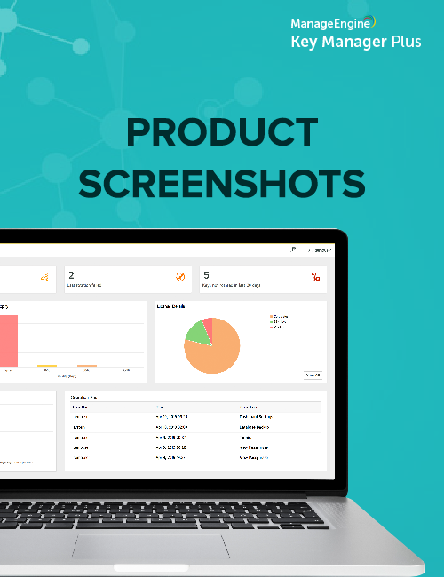 Product Screenshots