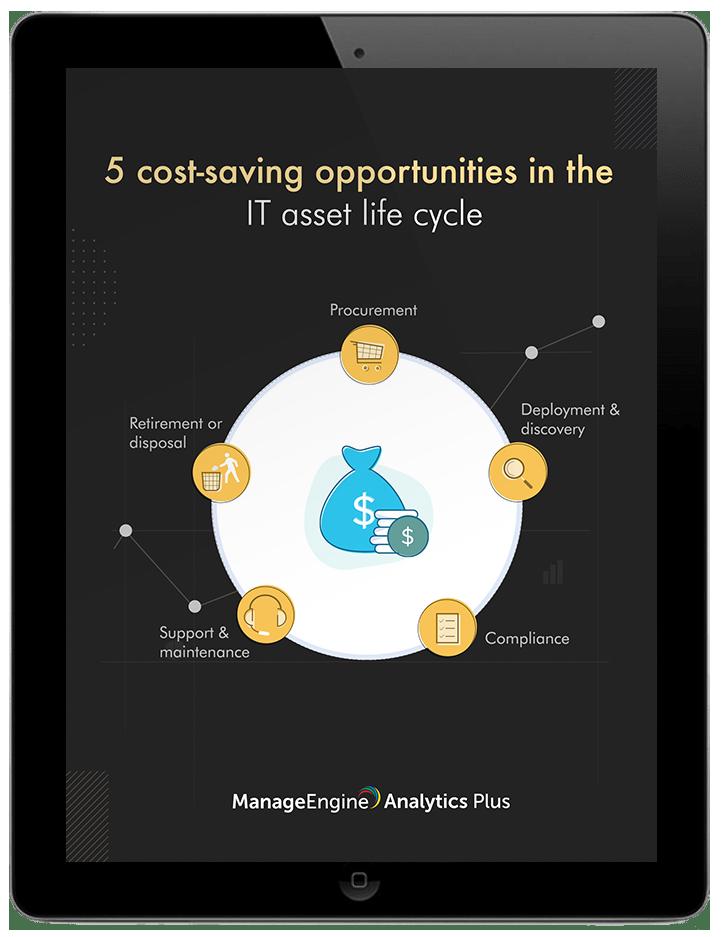 5 oportunidades para ahorrar costos en el ciclo de vida de los activos de TI