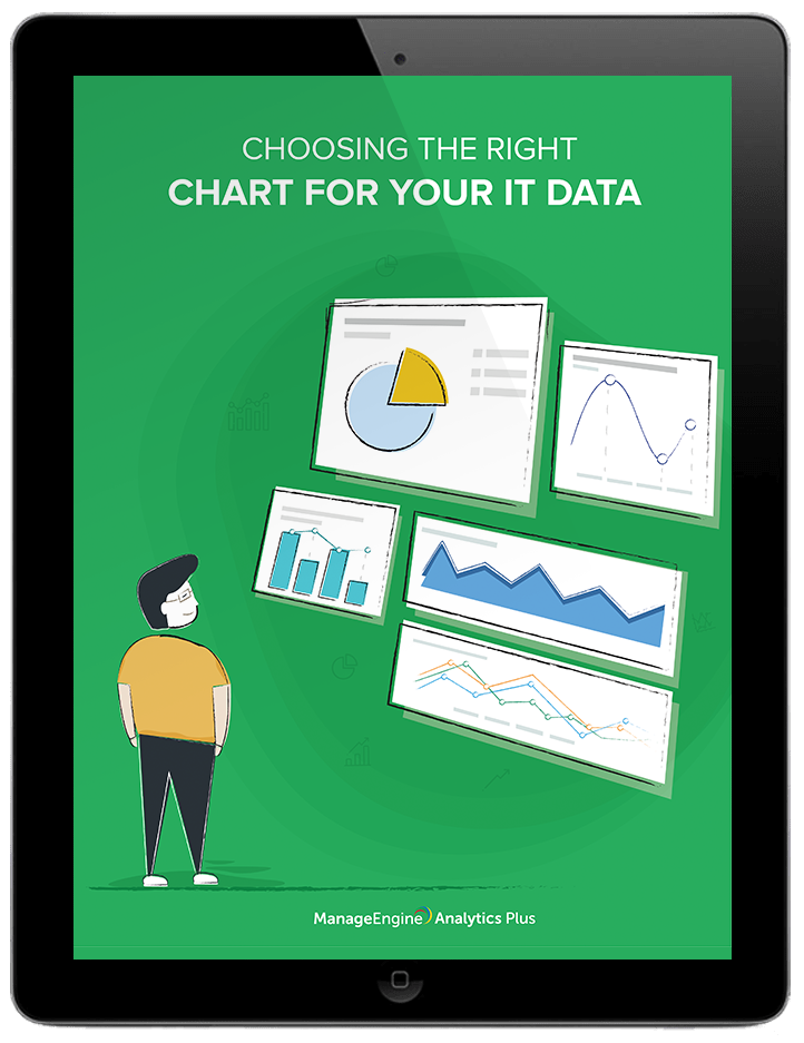 Choosing the right chart for your IT data
