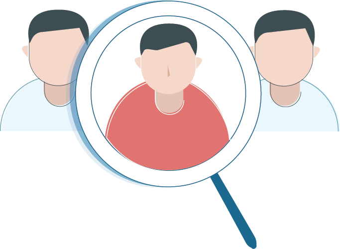 Analyze unusual user behavior