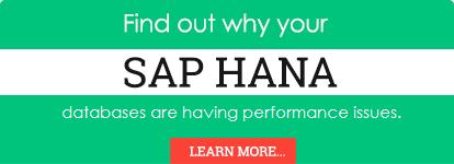 Garantice una operación sin inconvenientes de sus sistemas SAP HANA