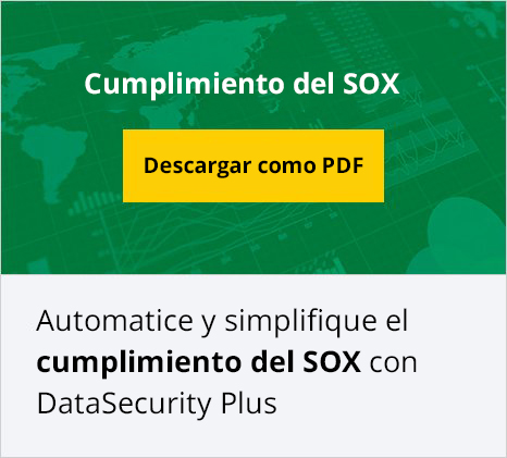 file server sox compliance tool