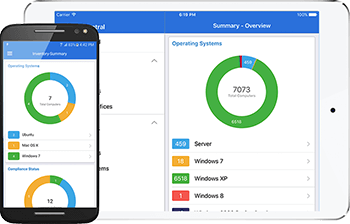 Desktop Central Mobile App