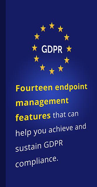 Cover ebook GDPR