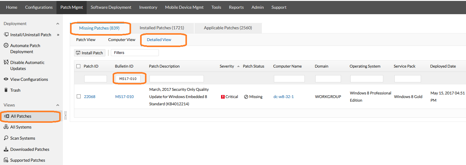 Screenshot ataque ransomware1