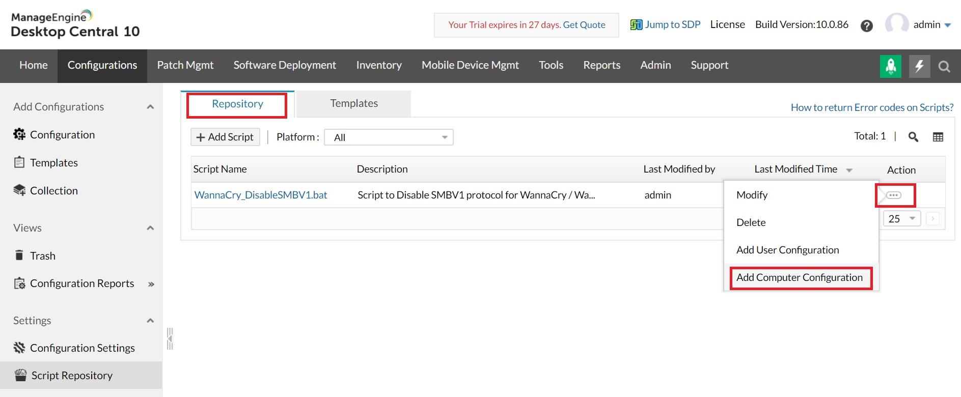 Screenshot repositorio scripts2
