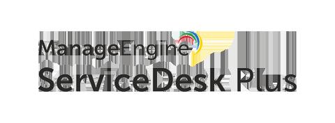 Logo ServiceDesk Plus integración con ManageEngine Desktop Central